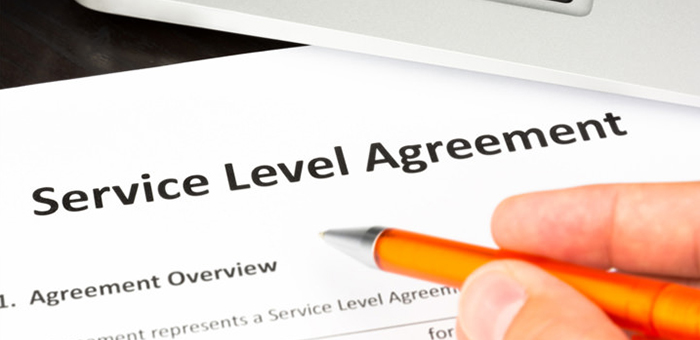Service Level Agreement Sla For Data Centers Al Baghdadya